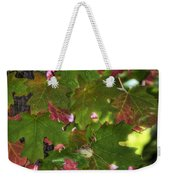 Signs Of Autumn  Weekender Tote Bag