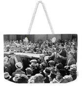 Silent Film: Crowds Weekender Tote Bag