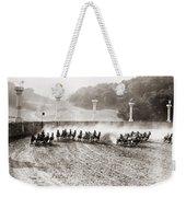 Silent Still: Chariot Weekender Tote Bag