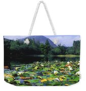 Silent Valley, Mourne Mountains Weekender Tote Bag