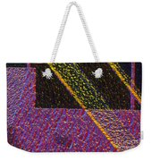 Silicon Solar Cell Weekender Tote Bag