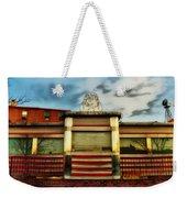 Silk City Lounge Weekender Tote Bag