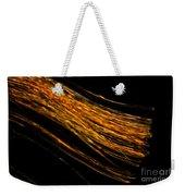 Silk Fiber Weekender Tote Bag