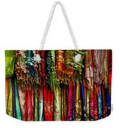 Silk Dresses In Vietnam Weekender Tote Bag