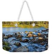 Silk Water Weekender Tote Bag
