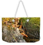 Silky Water Weekender Tote Bag