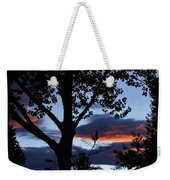 Silohuette Of The Southwest Weekender Tote Bag