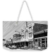 Silver City New Mexico Weekender Tote Bag