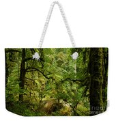 Silver Falls Rainforest Weekender Tote Bag