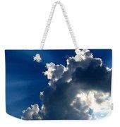 Silver Lining I Weekender Tote Bag