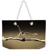Silver Wings Weekender Tote Bag