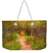Simple Pathways Weekender Tote Bag