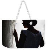 Simplicity Weekender Tote Bag by Margie Hurwich