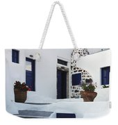 Simplicity Of Design Weekender Tote Bag