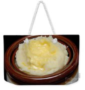 Simply Mashed Potatoes Weekender Tote Bag