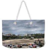 Simply North Beach From Tenby Harbour Weekender Tote Bag