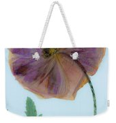 Simply Poppy  Weekender Tote Bag