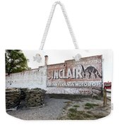 Sinclair Motor Oil Weekender Tote Bag