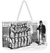 Sing Sing Prison, 1878 Weekender Tote Bag by Granger
