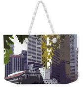 Singapore ... The Lion City  Weekender Tote Bag