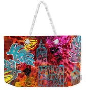Singing For Freedom - Dancing For Joy Weekender Tote Bag