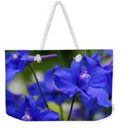 Singing The Blues Weekender Tote Bag