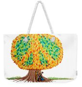 Singing Under The Peace Tree Weekender Tote Bag