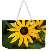 Single Daisy Weekender Tote Bag
