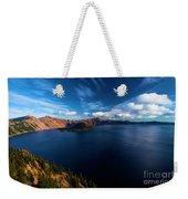 Sinott Crater Lake View Weekender Tote Bag