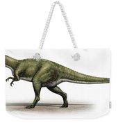 Sinraptor Dongi, A Prehistoric Era Weekender Tote Bag