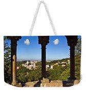 Sintra Balcony Weekender Tote Bag