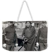 Sioux Warrior, 1891 Weekender Tote Bag