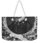 Sir Francis Drake, English Explorer Weekender Tote Bag by Photo Researchers, Inc.