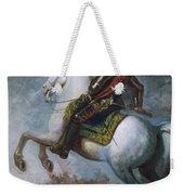 Sir Jeffrey Amherst Weekender Tote Bag by Sir Joshua Reynolds