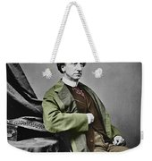 Sir John A. Macdonald Weekender Tote Bag