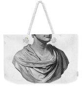 Sir Thomas S. Raffles Weekender Tote Bag