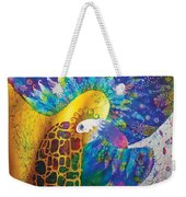 Sirin The Bird Weekender Tote Bag