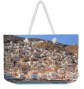 Siros Greece 2  Weekender Tote Bag