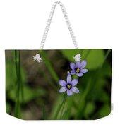 Sisters Of The Purple Plants Weekender Tote Bag