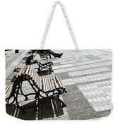 Sitting In The Park - Madrid Weekender Tote Bag