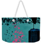 Sitting On The Dock By The Bay Weekender Tote Bag