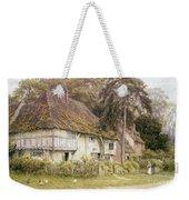 Six Bells Hollingbourne Kent  Weekender Tote Bag