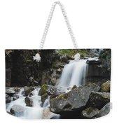 Skagway Waterfall 8619 Weekender Tote Bag