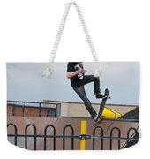 Skateboarding Ix Weekender Tote Bag