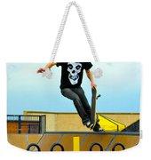 Skateboarding Xi Weekender Tote Bag