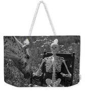 Skeleton In My Closet Weekender Tote Bag