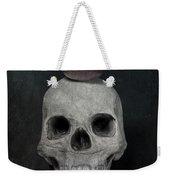 Skull And Apple Weekender Tote Bag by Joana Kruse