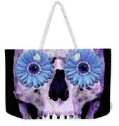 Skull Art - Day Of The Dead 3 Weekender Tote Bag