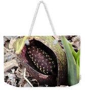 Skunk Cabbage Baby Aka  Polecat Weed Weekender Tote Bag