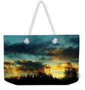 Sky Attitude Weekender Tote Bag
